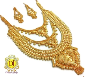 Indian Bridal Jewellry