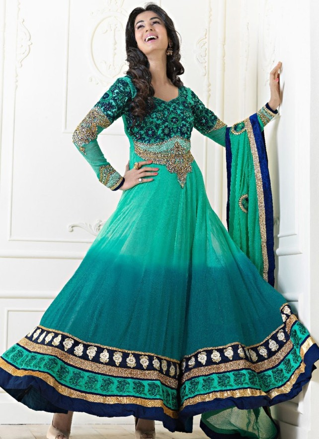 newest-green-and-teal-faux-georgette-salwar-kameez-800x1100